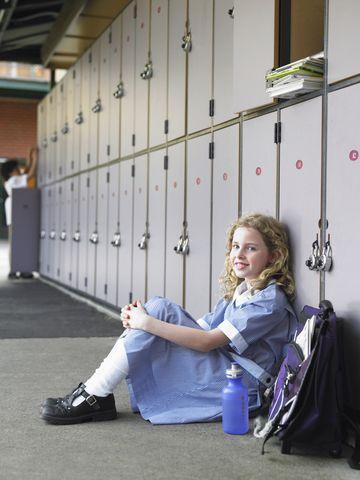 australian high school lockers
